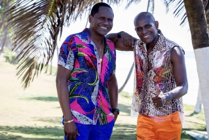 Terra Samba grava clipe no litoral da Bahia