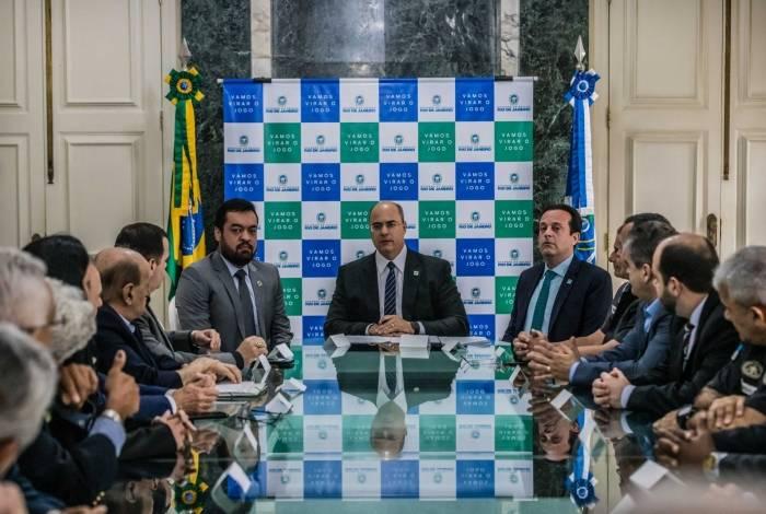 Baixada Fluminense ganhará Centro Integrado de Comando e Controle (CICC)
