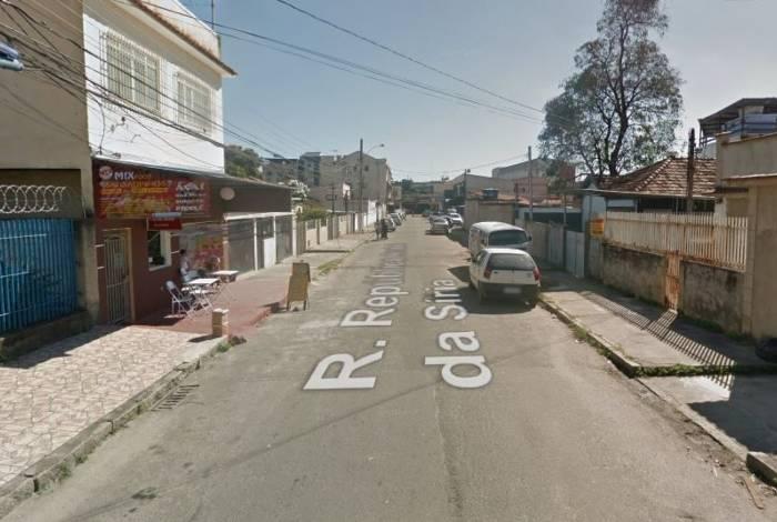 Marcela de Santana foi baleada durante uma tentativa de assalto