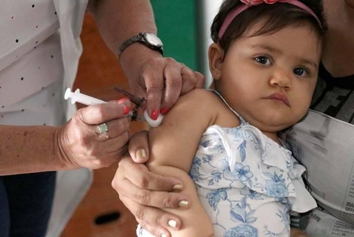 O Dia D contra o sarampo em Macaé imunizou 344 crianças entre seis meses e cinco anos incompletos