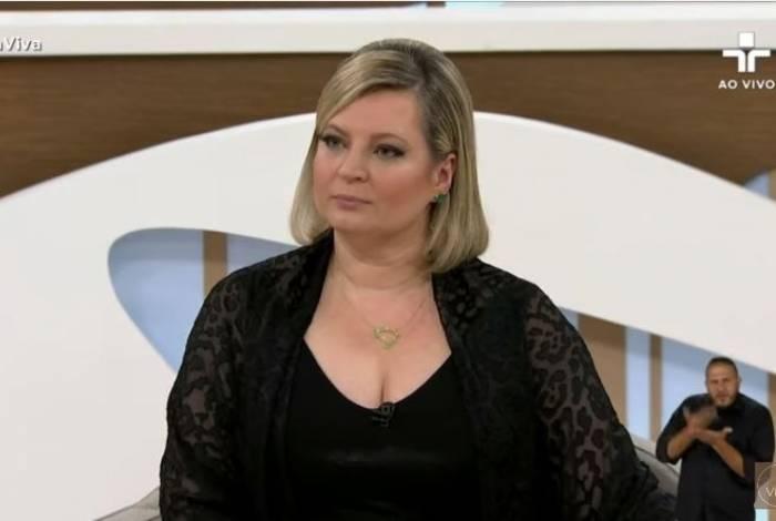 Joice Hasselmann afirmou em entrevista ao programa Roda Viva, da TV Cultura, que não fazia parte do 'time de fake news' que atuou antes da eleição do presidente Jair Bolsonaro