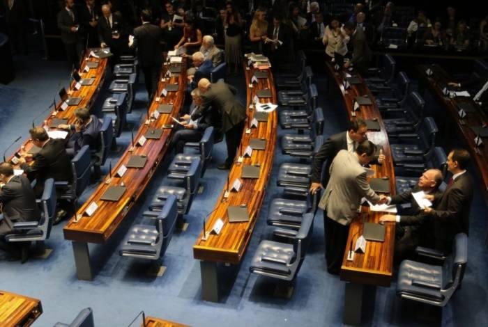 O Senado aprovou a medida provisória que institui o programa Médicos pelo Brasil
