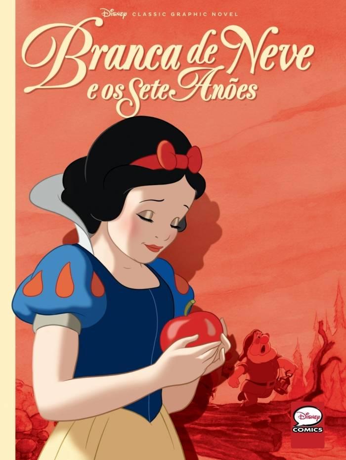 'Branca de Neve e os Sete Anões' ganha versão em quadrinhos pela Pixel