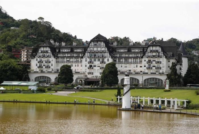 Pontos turísticos de Petrópolis estão fechados por 15 dias