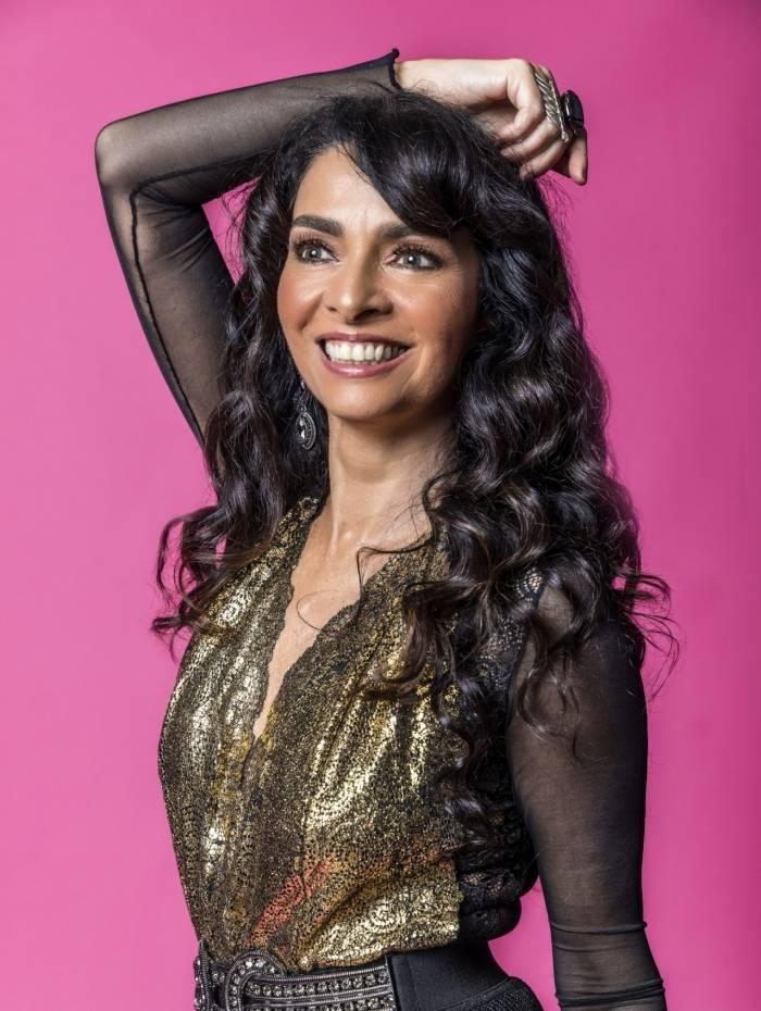 Claudia Ohana no 'PopStar', da Globo