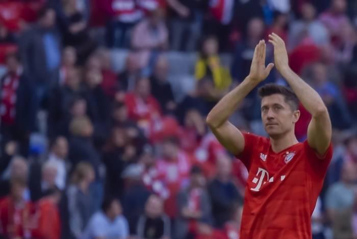 Lewandowski é jogador do Bayern