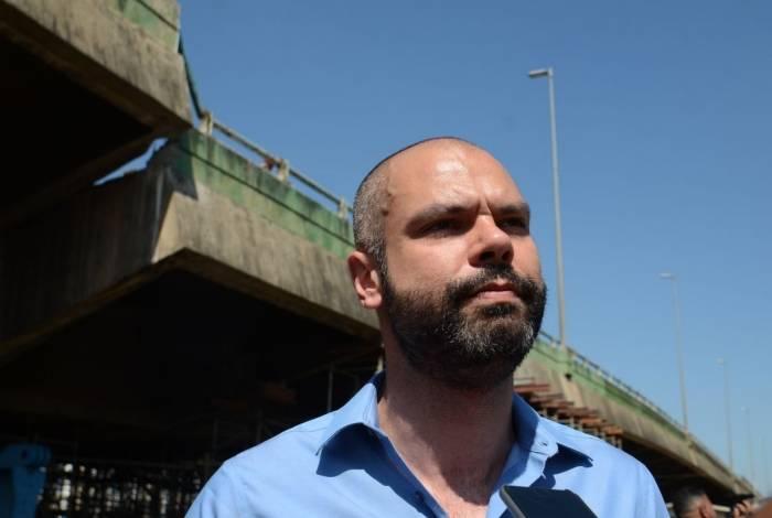 O prefeito de São Paulo, Bruno Covas, foi diagnosticado neste sábado