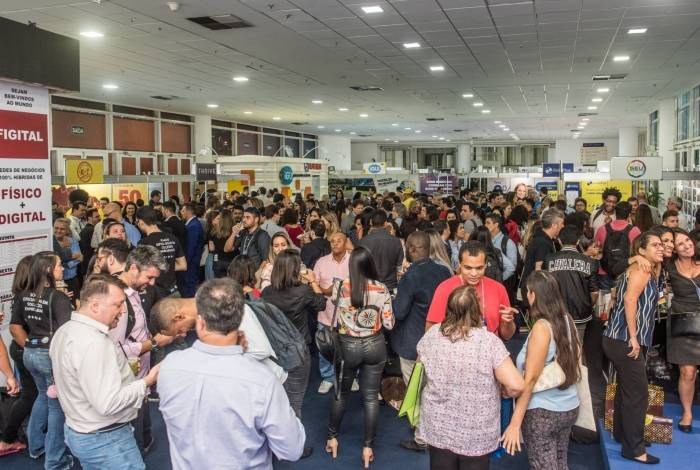 Realizada em setembro, a Expo Franchising ABF Rio bateu recorde de público: mais de 23 mil visitantes