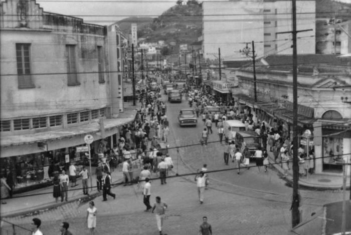 Madureira nos anos 1960: as ruas da cidade contam suas histórias