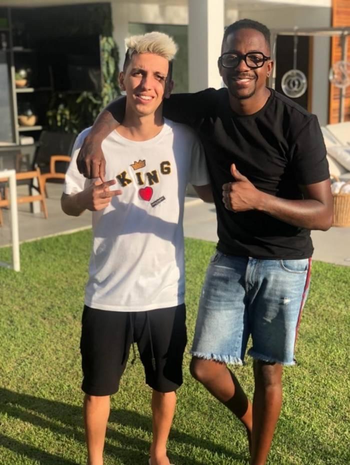 Thiago Rezino e Mumuzinho
