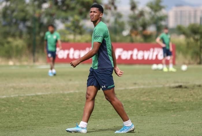 Marcos Paulo deve seguir como titular no ataque do Tricolor