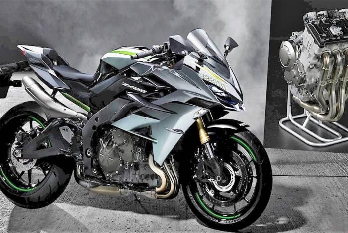 Kawasaki apresenta pequena esportiva com motor de 250 cc