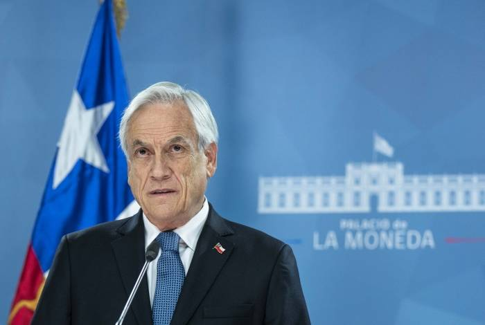Presidente do Chile, Sebastián Piñera