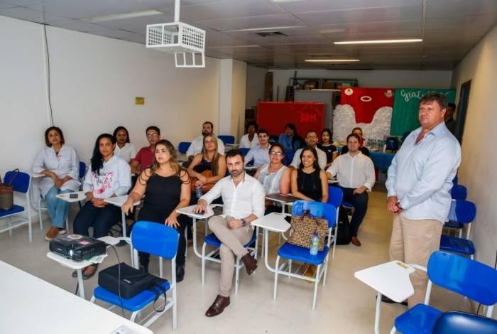 Saúde de Caxias realiza curso para captação de córnea