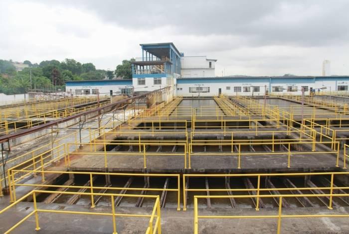 Manutenção no Sistema Imunana-Laranjal será feita por 24 horas