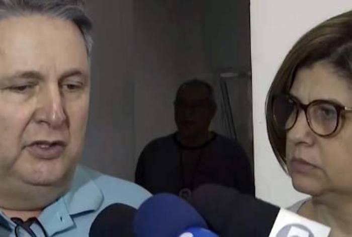 Ex-governadores foram presos na manhã desta quarta-feira