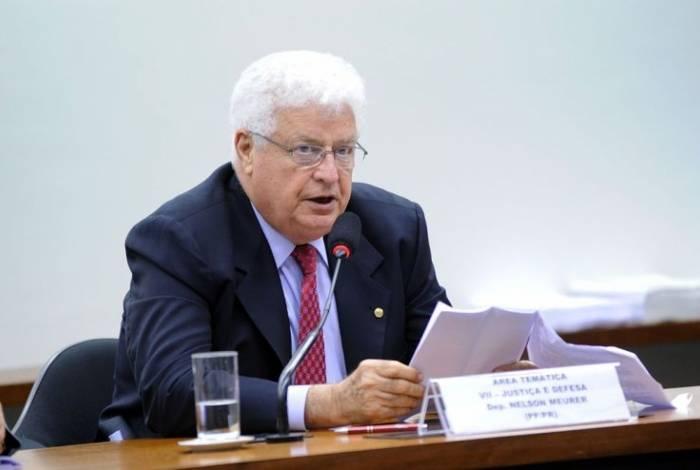 Ex-deputado Nelson Meurer foi condenado a 13 anos e 9 meses de prisão