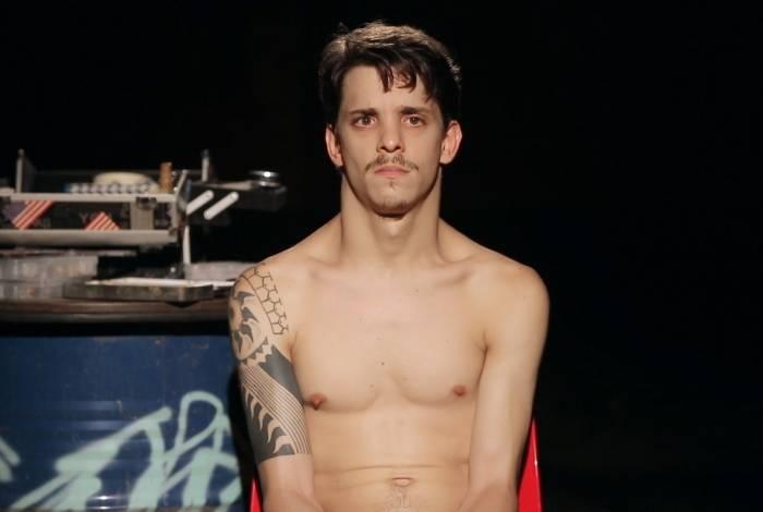 Cineasta Daniel Gonçalves, diretor do filme