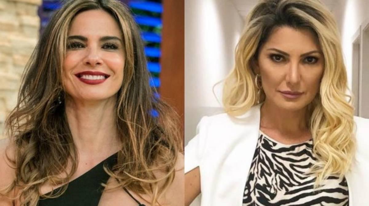 Torta de climão! Antonia Fontenelle é cotada para substituir Luciana Gimenez  na RedeTV! | Televisão | O Dia