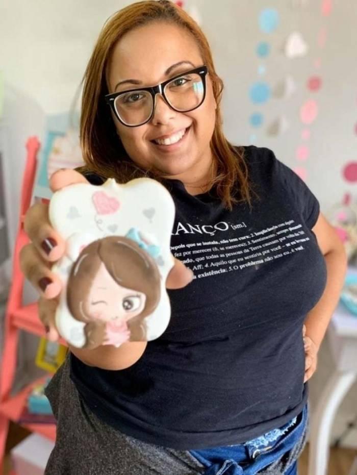 Fernanda passou por um sufoco para deixar São Paulo no último dia 24