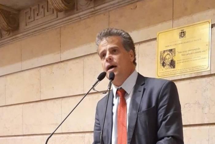 O vereador do Rio, Leonel Brizola, do PSOL, não apoiará o irmão