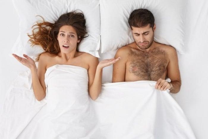 O Delas conversou com diversas mulheres que apontam o que as deixam brochadas na hora do sexo; confira a lista