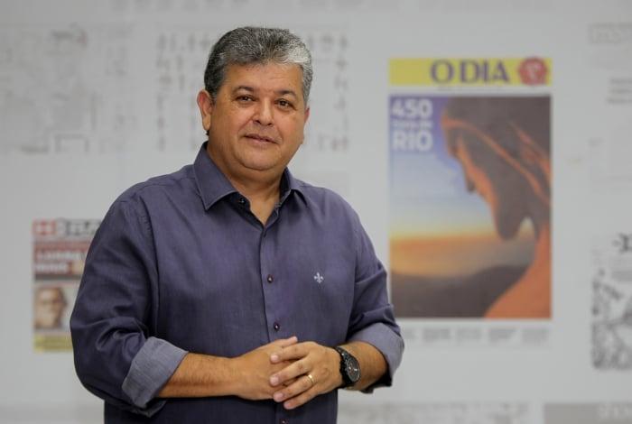 Rio de Janeiro - 04/11/2019 - O prefeito da cidade de Tres Rios Josimar Salles. Foto: Luciano Belford/Agencia O Dia