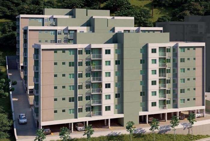 Bosque de Nogueira oferece unidades com preços a partir de R$ 195 mil. Empreendimento tem apartamentos confortáveis e variada área de lazer