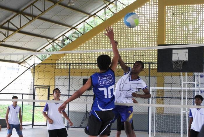Oito escolas de Macaé se classificaram para a disputa de várias finais nos Jogos Estudantis do Sesc