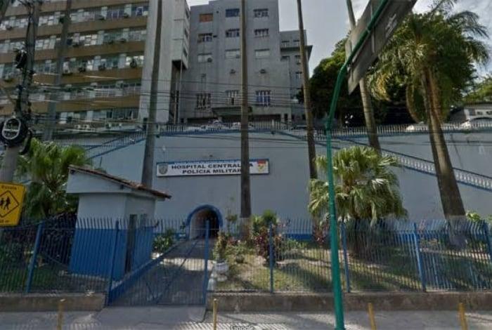 Hospital Central da Polícia Militar: agentes contribuem durante o serviço ativo na corporação e há denúncia de que sofrem com problemas na internação e tratamentos