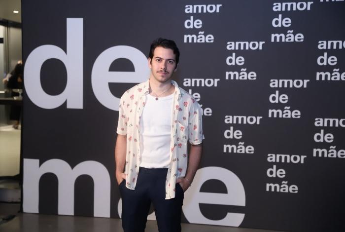Filho de Murilo Benício com Alessandra Negrini, Antônio Benício