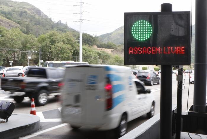 Linha Amarela voltou a ser encampada pela prefeitura e motoristas não pagam pedágio nesta quarta-feira, dia 6 de novembro