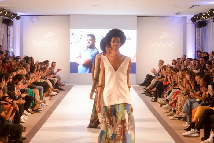 Concurso do Senac RJ reúne jovens talentos da moda no MAM. Foram mais de 196 inscritos