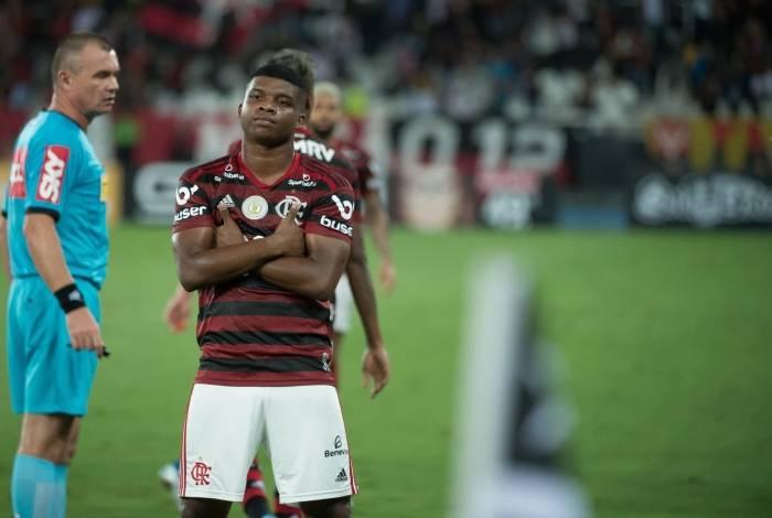 Botafogo x Flamengo 07/11/2019