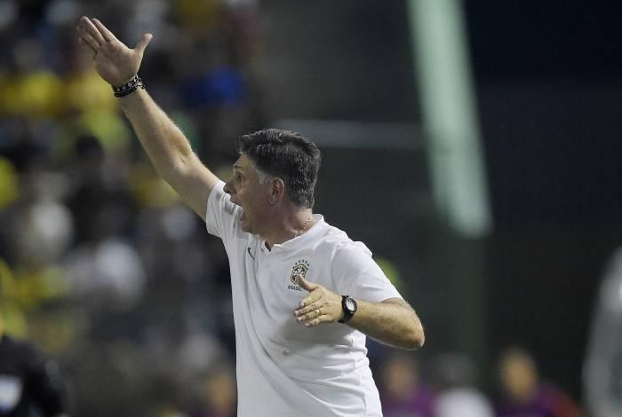 Guilherme Dalla Déa, técnico da seleção brasileira sub-17