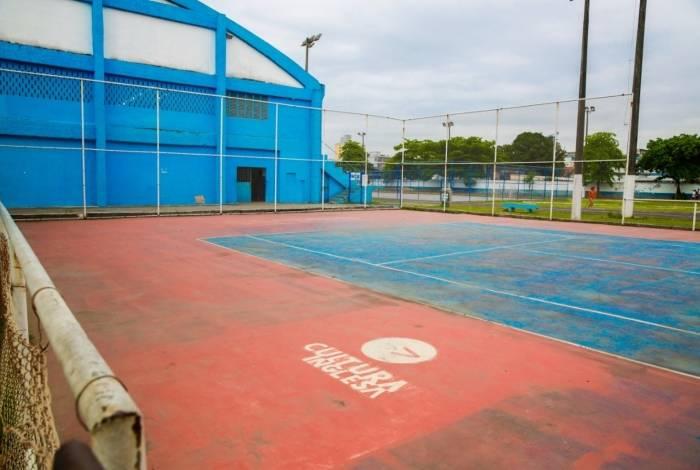 Vila Olímpica de Duque de Caxias vai passar por reformas