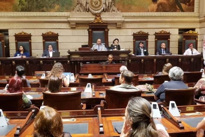 Fim do Fundeb foi o ponto central das discussões de vereadores em audiência que ocorreu nesta quinta-feira