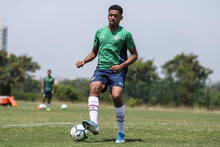 Marcos Paulo pediu dispensa de seleção para ajudar Fluminense