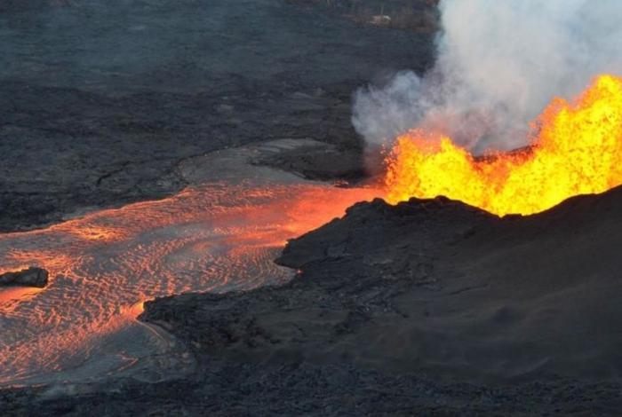 Por possuir diversos vulcões ativos, o Havaí possui diversos tubos de lava subterrâneos