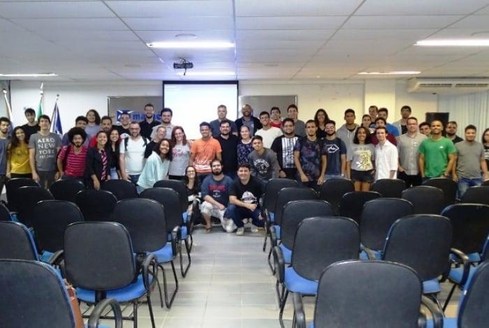 Evento de tecnologia aconteceu na Cidade Universitária