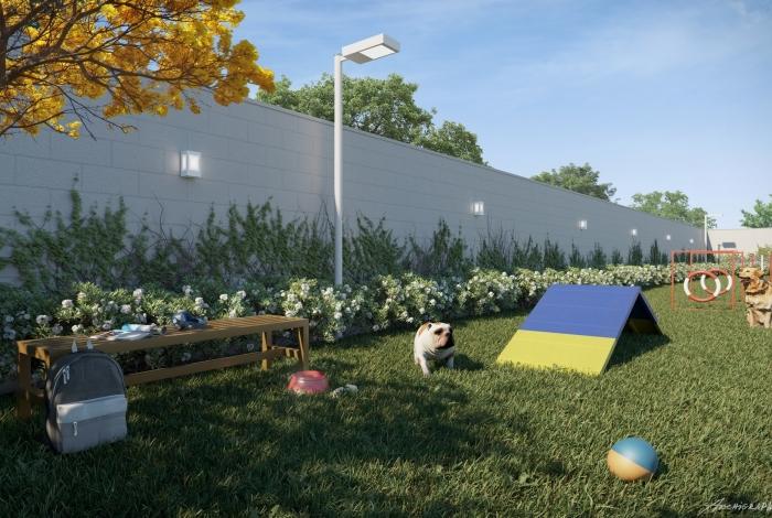 Pet Place é um dos atrativos do Campo dos Afonsos Residencial Clube