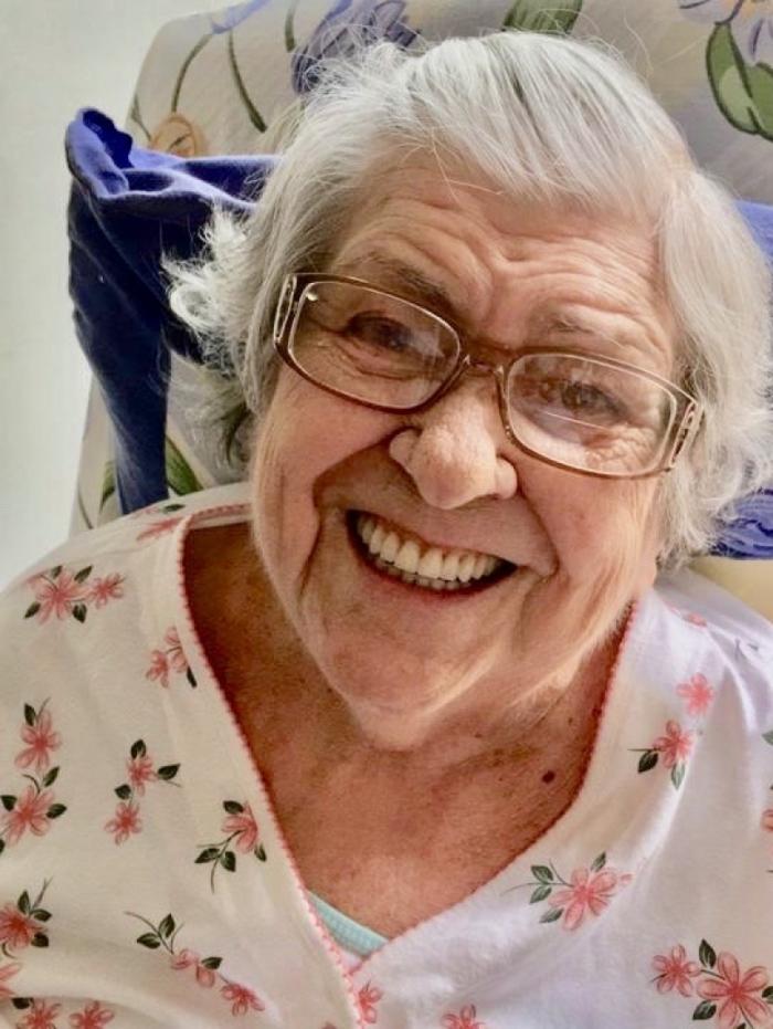 Hilda Rebello, mãe de Jorge Fernando