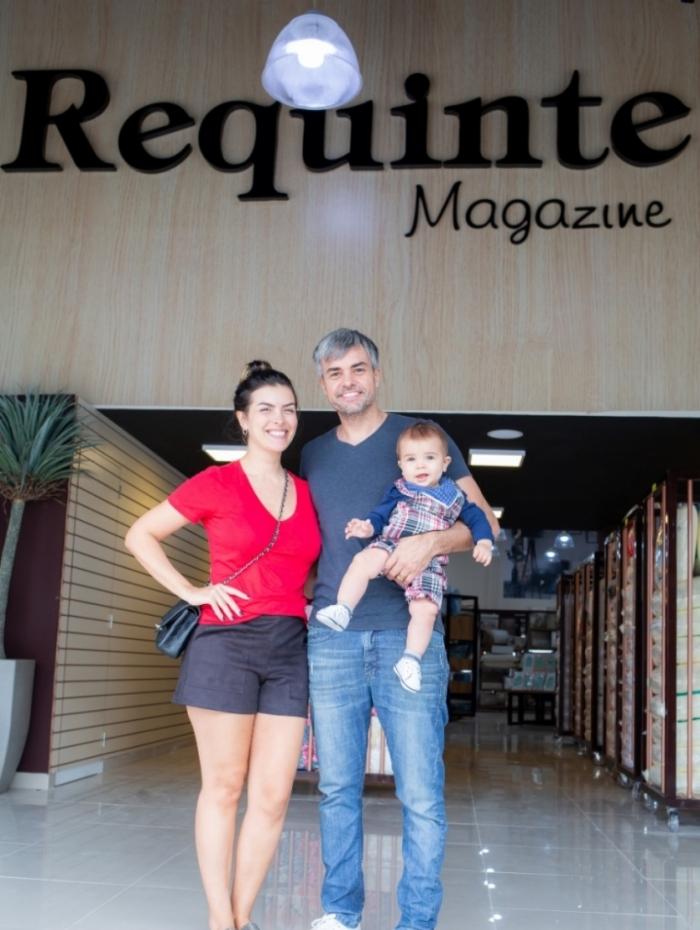 Márcio Kieling e família
