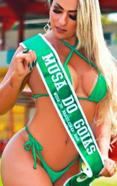 Musas Campeonato Brasileiro 2019