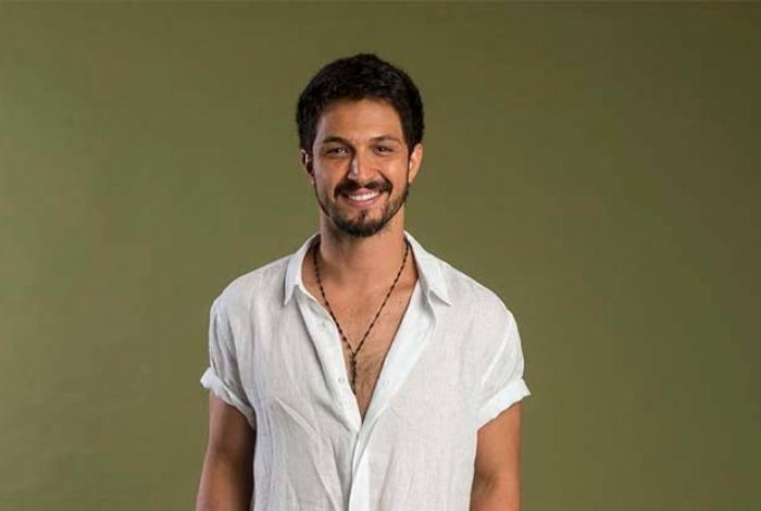 Romulo Estrela é um dos protagonistas de 'Bom Sucesso'