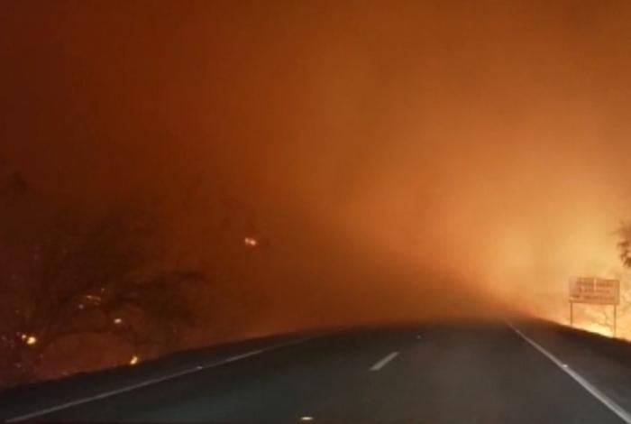 Incêndio que atinge o Pantanal Matogrossense pode ter sido causado por ação humana