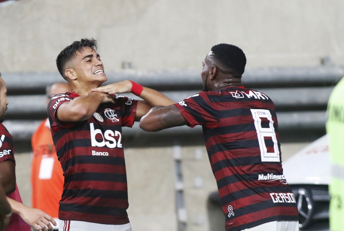 Após renovação de contrato Reinier é decisivo contra o Bahia
