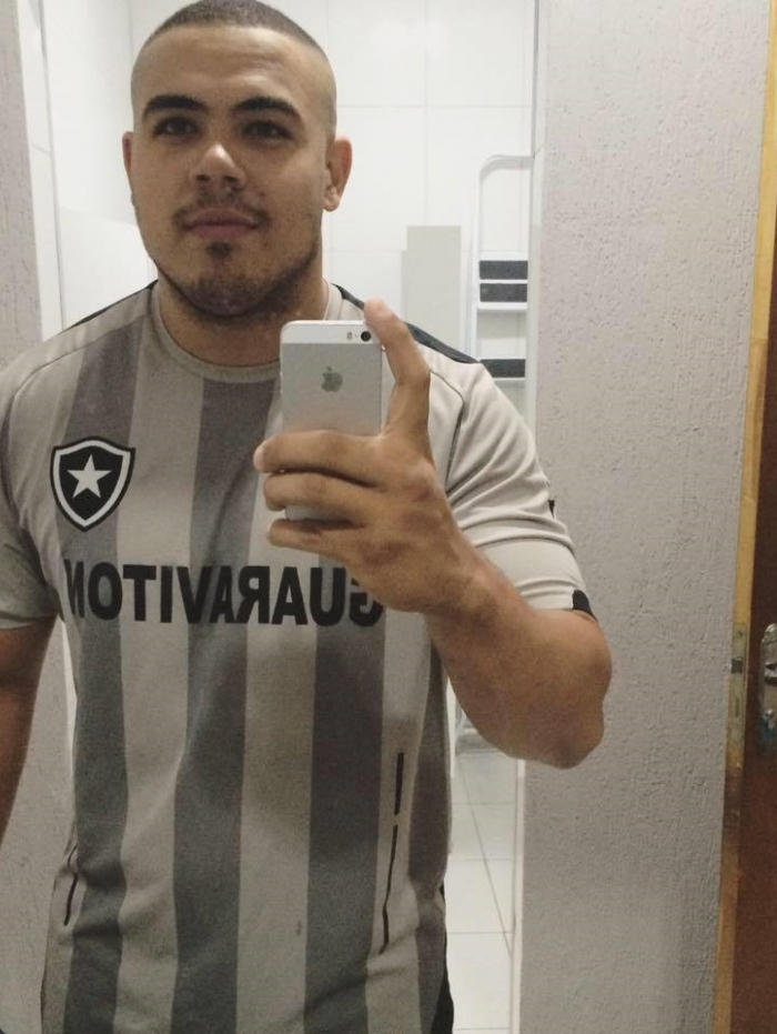 Jonathan Massara foi agredido quando ia assistir ao jogo de Flamengo e Botafogo