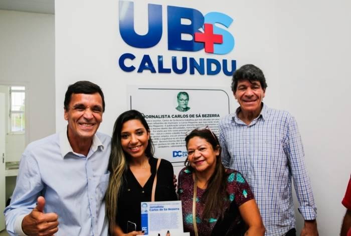 Duque de Caxias ganha mais uma UBS