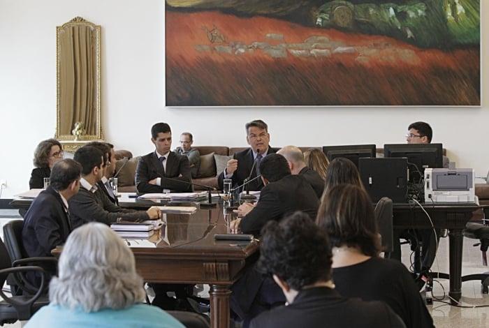 Audiência de conciliação ocorreu no TJRJ nesta terça-feira